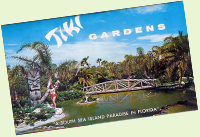 Tiki Gardens - 1960s Florida roadside attraction