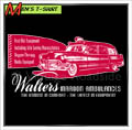 Walters Maroon Ambulance - SOLD OUT!