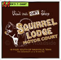 Squirrel Lodge